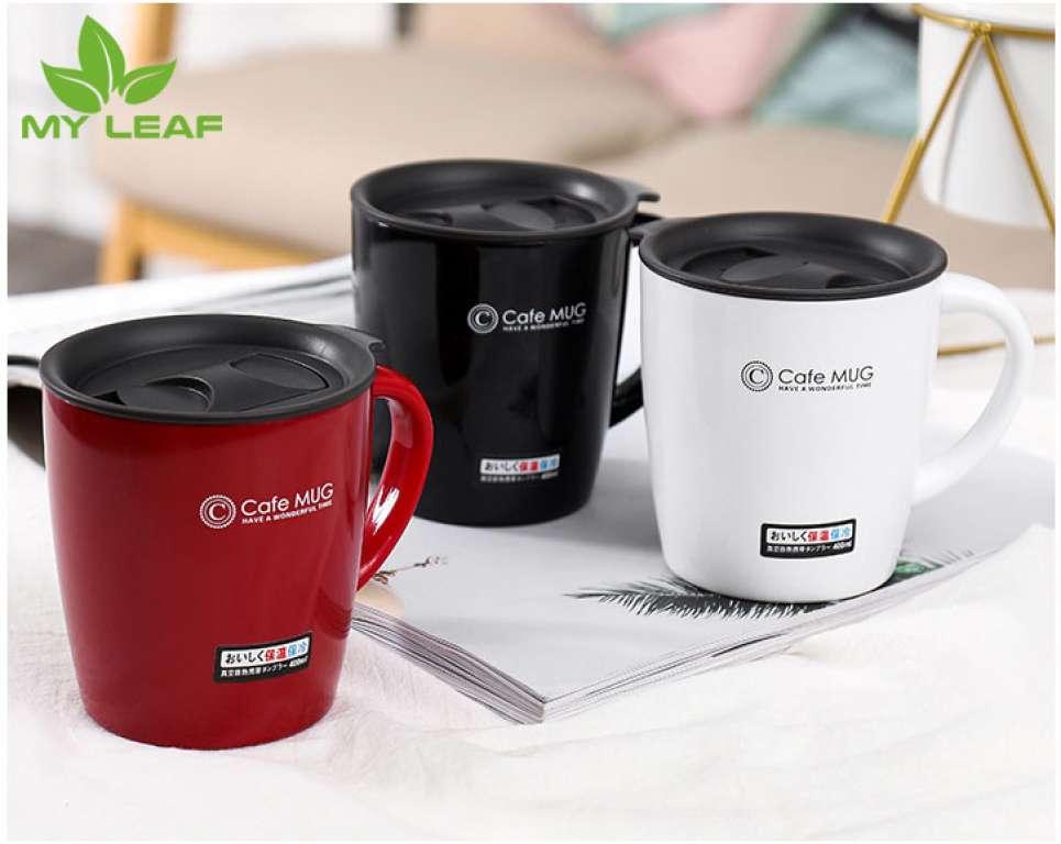 แก้วกาแฟสแตนเลส304 ถ้วยกาแฟแก้วน้ำ  Business Coffee Cup