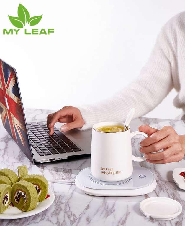ที่อุ่นแก้วกาแฟ ที่อุ่นแก้วชา Cup warmer และเครื่องดื่มต่างๆ ใช้ดีมากๆ ใช้งานได้ต่อเนื่องทั้งวัน รักษาอุณหภูมิ ที่ 50-55 องศา ใช้ได้นานๆ และทนทาน