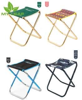 เก้าอี้พับ/เก้าอี้ตกปลาพับได้กลางแจ้ง/แคมป์พับแบบพกพาน้ำหนักเบาพิเศษ/เก้าอี้ตกปลาปิคนิคอลูมิเนียมอัลลอยด์พร้อมกระเป๋าเก็บของ/Outdoor portable folding stool