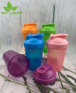 แก้วเชค/แก้วชงโปรตีน/กระบอกเชค/แก้วเขย่าเวย์โปรตีน ขนาด 400 ml/Shaker bottle Protein powder