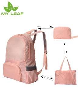 กระเป๋าเป้พับได้อเนกประสงค์/กระเป๋าเป้เบา/กระเป๋าปีนเขาเบาผู้ชายและผู้หญิง/กระเป๋าเป้พับได้/กระเป๋าเป้ของขวัญธุรกิจ